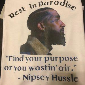 Nipsey hussle Shirts
